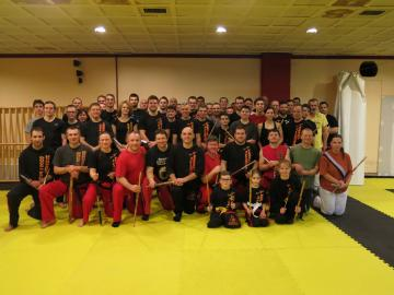 Budapesti Speciális Eskrima Szeminárium - 2018